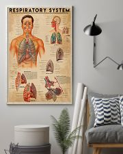 Respiratory Therapist Respiratory System 11x17 Poster lifestyle-poster-1