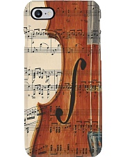 Violin and Music Sheet Phone Case i-phone-7-case