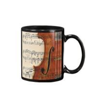 Violin and Music Sheet Mug thumbnail