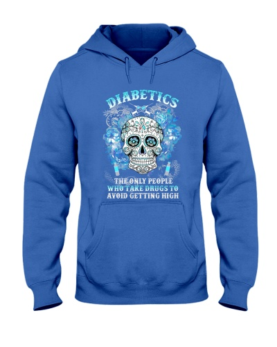 Diabetes Who Take Drugs To Avoid Getting High