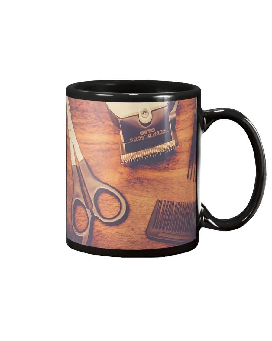 Hairdresser Vintage Barber Mug
