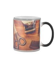 Hairdresser Vintage Barber Color Changing Mug thumbnail