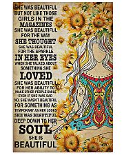 Yoga - She was beautiful 11x17 Poster front