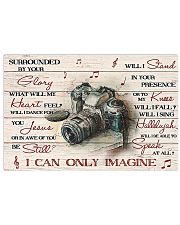 Can Only Imagine Photographer 17x11 Poster front