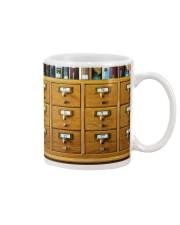 Librarian Catalog  Mug front