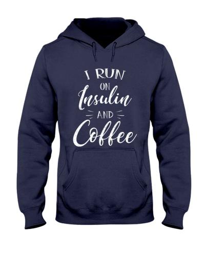 Diabetes run on insulin and coffee