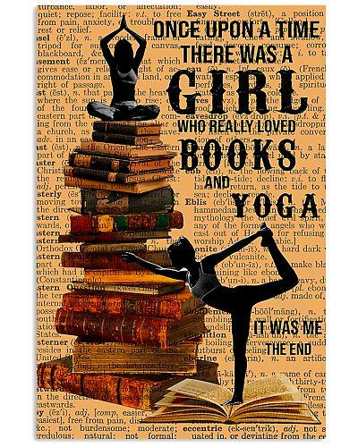 Yoga - I Love Books And Yoga