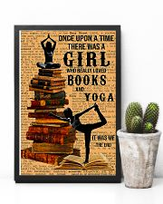 Yoga - I Love Books And Yoga 11x17 Poster lifestyle-poster-8