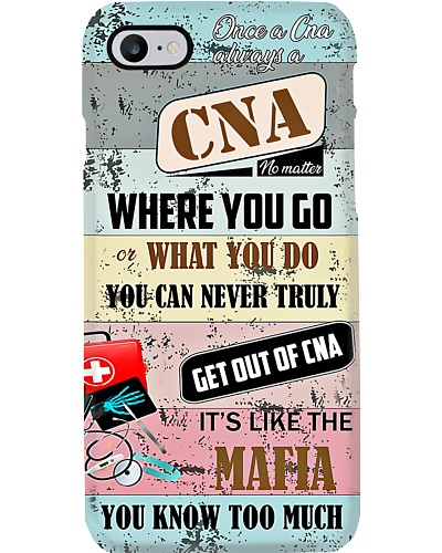 Once a CNA always a CNA