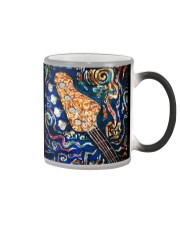 Bass Guitar Art Color Changing Mug thumbnail