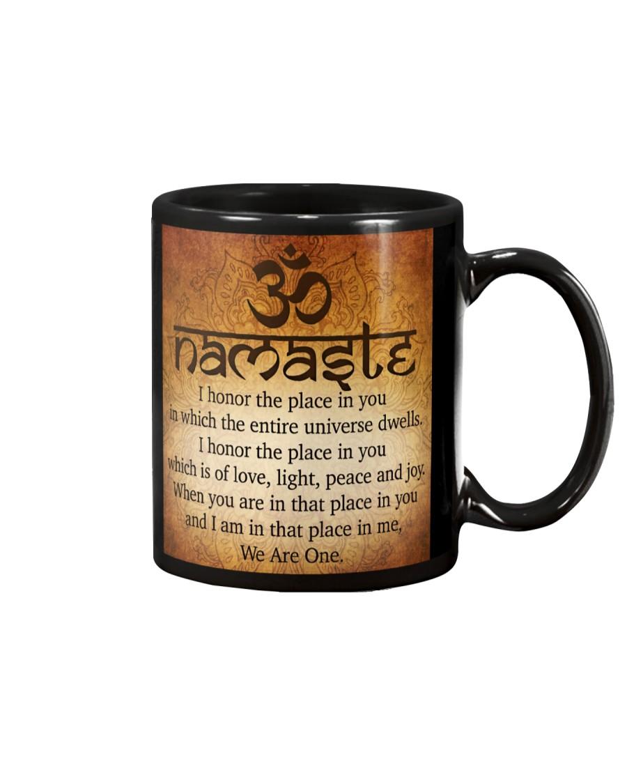 Yoga We Are One Mug