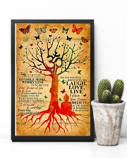 Yoga Today is a good day to have a great day 11x17 Poster lifestyle-poster-8