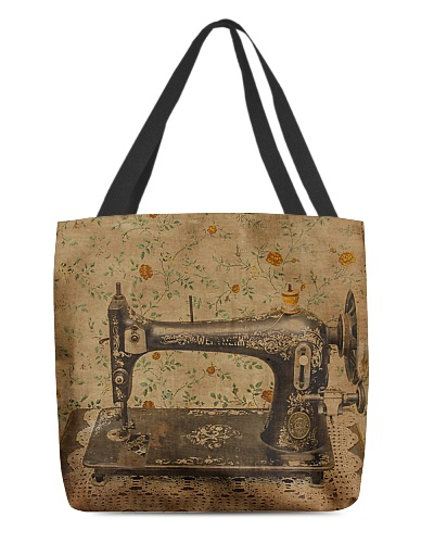 Sewing Machine Retro Vintage