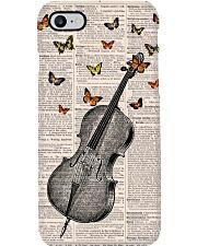 Cello Butterflies Phone Case i-phone-7-case