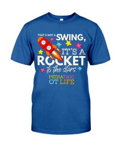 Pediatric OT Life - It's A Rocket To The Stars