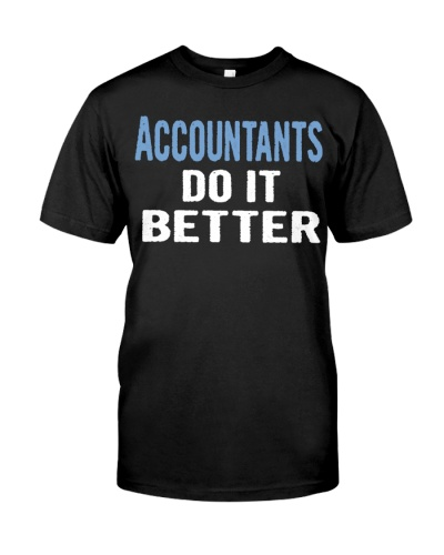 Accountant -  Accountants Do It Better