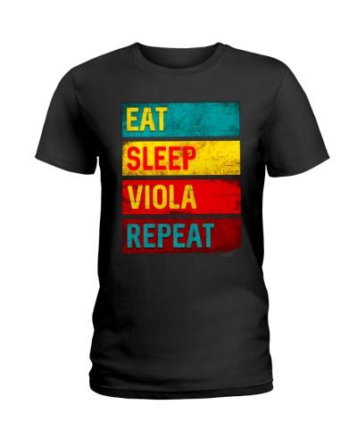 Eat Sleep Viola Repeat