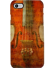 Violin on music sheet Phone Case i-phone-7-case