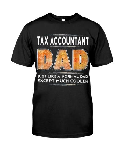 Tax Accountant Dad