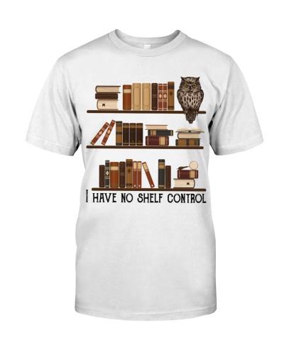 Librarian I Have No Shelf Control