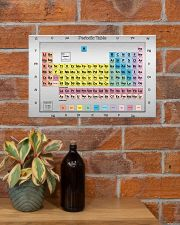 Chemist Periodic Table 17x11 Poster poster-landscape-17x11-lifestyle-23