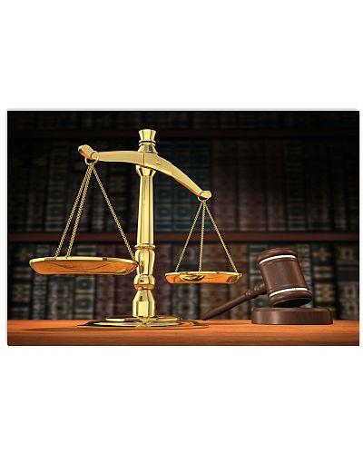 Paralegal Vintage Justice Scale