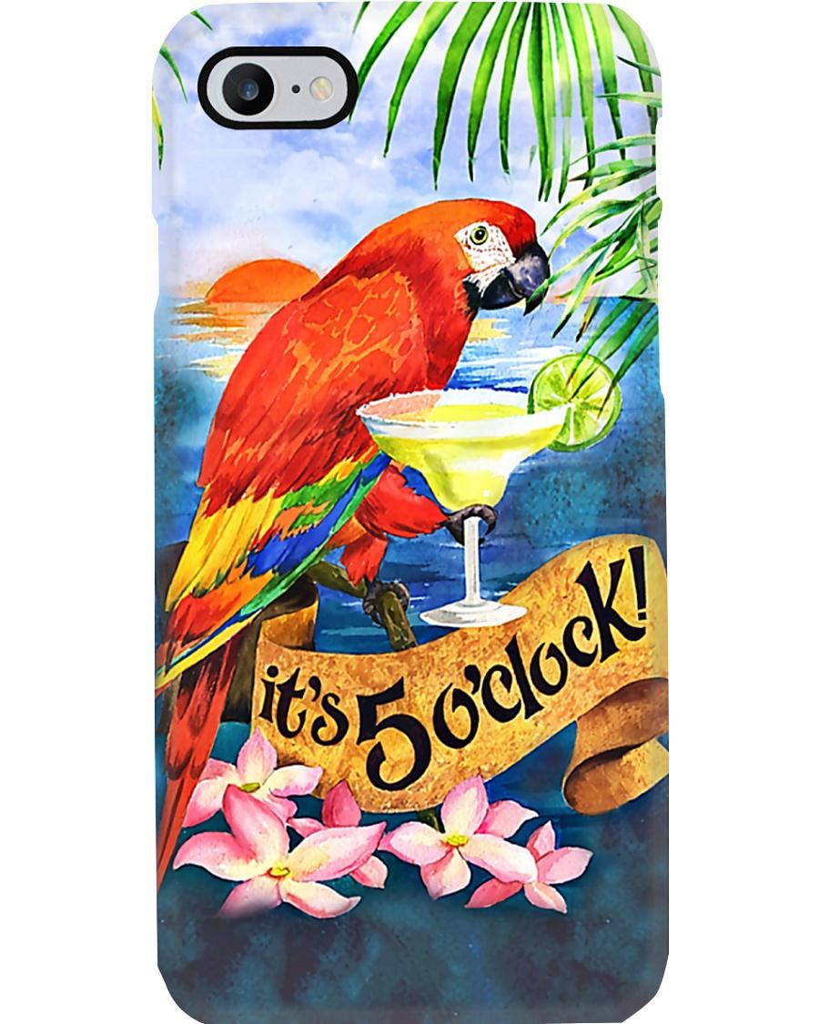 Parrot Cocktail Phone Case