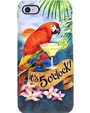 Parrot Cocktail Phone Case i-phone-7-case