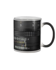 Macro Camera Lens Photographer Color Changing Mug thumbnail