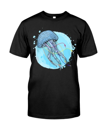 Art Jellyfish Synthesizer