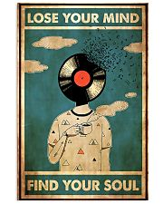 DJ Lose Your Mind Find Your Soul 11x17 Poster front