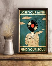 DJ Lose Your Mind Find Your Soul 11x17 Poster lifestyle-poster-3