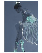 Ballet Crystal Dress 11x17 Poster front
