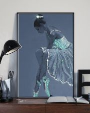 Ballet Crystal Dress 11x17 Poster lifestyle-poster-2