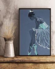 Ballet Crystal Dress 11x17 Poster lifestyle-poster-3