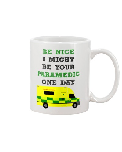 I Might Be Your Paramedic One Day