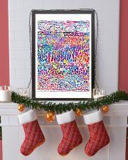 Optometrist Retina Layers Watercolor Human Eye 24x36 Poster lifestyle-holiday-poster-4