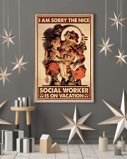 Social Worker I Am Sorry 11x17 Poster lifestyle-holiday-poster-1