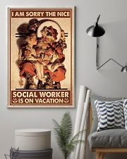 Social Worker I Am Sorry 11x17 Poster lifestyle-poster-1