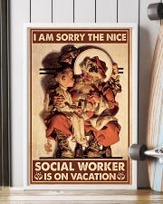 Social Worker I Am Sorry 11x17 Poster lifestyle-poster-4