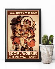Social Worker I Am Sorry 11x17 Poster lifestyle-poster-8