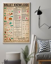 Ballet Knowledge 11x17 Poster lifestyle-poster-1