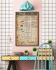 Ballet Knowledge 16x24 Poster lifestyle-poster-6