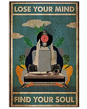 DJ - Lose your mind - Find your soul 11x17 Poster front
