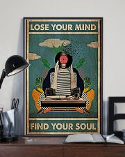 DJ - Lose your mind - Find your soul 11x17 Poster lifestyle-poster-2