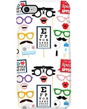 Optometrist Icons Phone Case i-phone-7-case