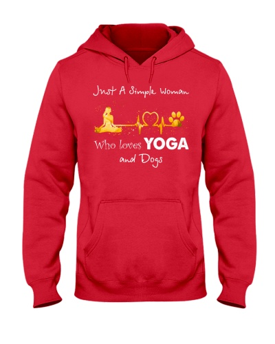 Yoga - Just A Simple Woman Who Loves Yoga