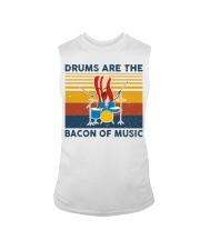 Drummer- Drums Are The Bacon Of Music Sleeveless Tee thumbnail