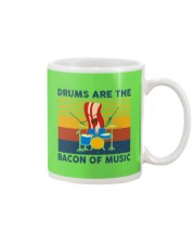 Drummer- Drums Are The Bacon Of Music Mug thumbnail