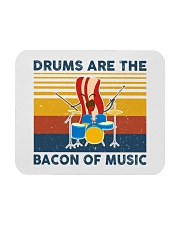 Drummer- Drums Are The Bacon Of Music Mousepad thumbnail